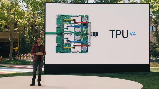 谷歌宣布推出第四代TPUPods算力是上一代的两倍