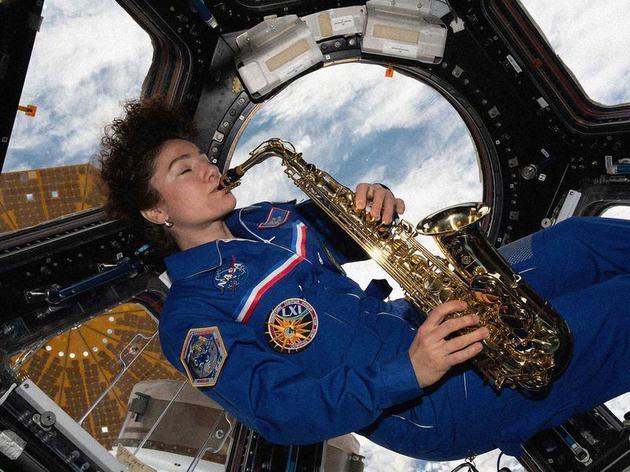 宇航员如何在太空享受周末时光